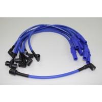 Eagle Blue 10.5mm Plug Leads E105801 Ford Cleveland 302 351 Female Cap