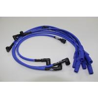Eagle Blue Plug Leads 10.5mm E1056113 Nissan Patrol GQ/GQ II, Ford Maverick TB42