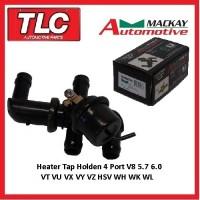 Heater Tap/Valve Mackay Holden HSV VT VU VX VY VZ WH WK WL 4 Port LS1 LS2 5.7 6