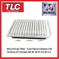 Ford Air Filter WA1143 A1575 Falcon Fairlane LTD Territory F6 4.0 & 5.4 V8