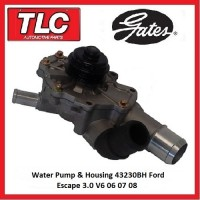 Water Pump & Housing 43230BH Ford Escape 3.0 V6 06 07 08