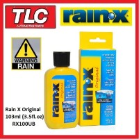 Rain X RainX Rain-X Original 103ml Windscreen Rain Repellent
