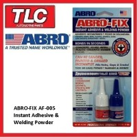 ABRO ABRO-FIX AF005 Instant Adhesive & Welding Powder Similar To Q BOND