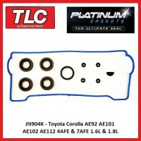 Rocker Tappet Valve Cover Gasket Kit Corolla AE92 AE101 AE102 AE112 7AFE 4AFE