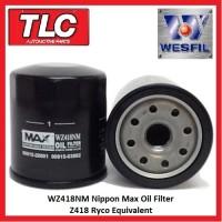 Oil Filter WZ418NM Nippon Max