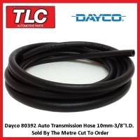 Dayco 80392 Transmission Trans Cooler Hose 10mm (3/8