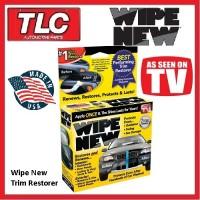 WIPE NEW Trim Restorer Kit - WIPE 1 - Restore Faded Plastics To New