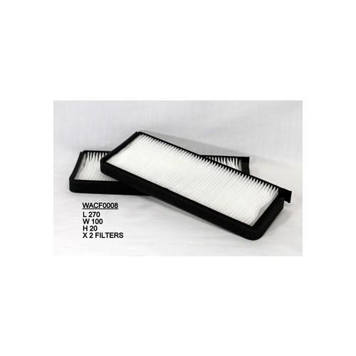 Cabin Filter WACF0008