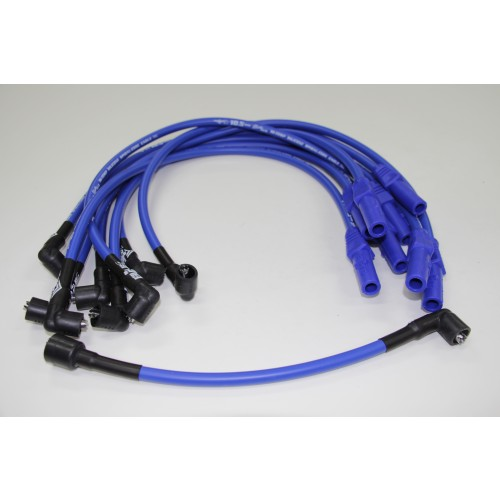 Eagle Blue 10.5mm Plug Leads E105801 Ford Cleveland 302 351 Female Cap