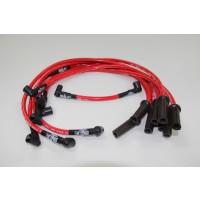 Eagle Red Plug Leads 10.5mm E1058101R Comm VG VN VP VQ VR VS VT  5.0 V8 EFI