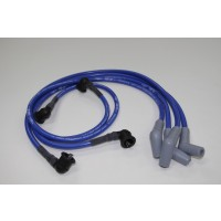 Eagle Blue Plug Leads 10.5mm E1054250 Mazda RX7 Ser IV & V 13B Inc. Turbo