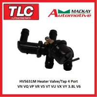 Heater Tap Mackay HV5631M 4 Port VN VG VQ VP VR VS VT VU VX VY 3.8L V6 Commodore