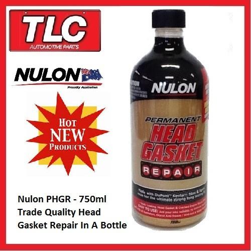 nulon head gasket repair instructions