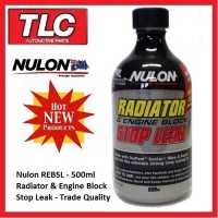 Nulon REBSL 500 ml Radiator & Engine Block Stop Leak PROVEN PRODUCT FREE POST