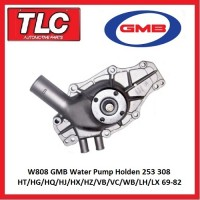 W808 GMB Powermax Water Pump 253 308 HT HG HQ HJ HX HZ VB VC WB LH LX 69-82
