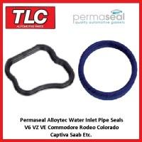 Vz Ve Vf Commodore Rodeo Captiva Alloytec V6 Water Inlet
