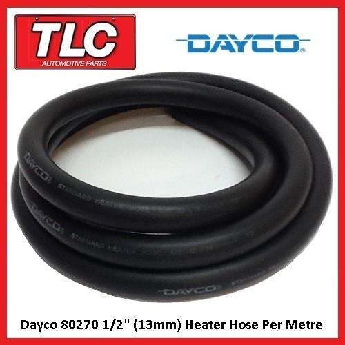 Dayco 80270 Heater Hose 1/2