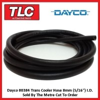 Dayco 80384 Transmission Trans Cooler Hose 8mm (5/16