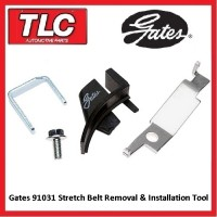 Gates 91031 Subaru Stretch Belt Installation Fitting Removal Tool