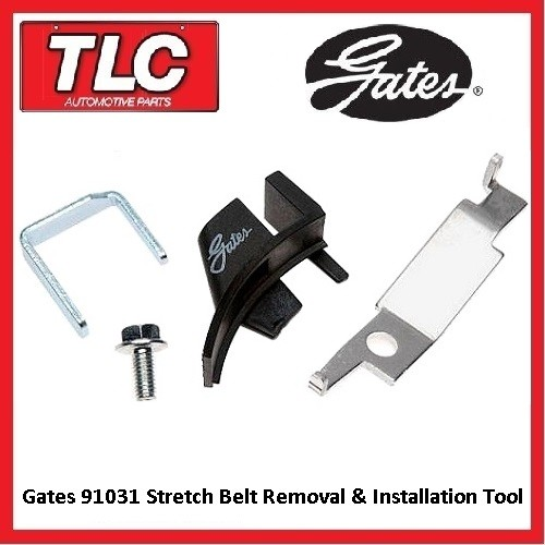 Gates 91031 Subaru Stretch Belt Installation Fitting Removal Tool