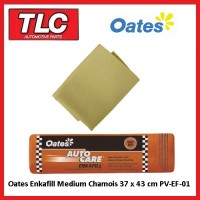Oates Chamois Enkafill Full Synthetic Medium 37cm x 43cm Boat Car Care