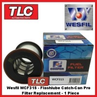 Wesfil WCF315 Replacement Filter Element For Flashlube Catch Can Pro FCCE