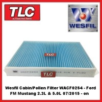 Wesfil Cabin Pollen Filter Ford Mustang FM 2.3 & 5.0 07/2015 - on FR3Z19N619A
