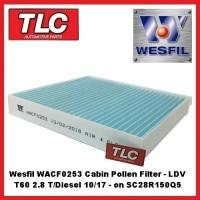 Wesfil Cabin Filter WACF0253