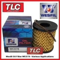 Oil Filter WCO78