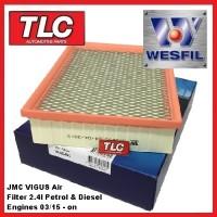 Wesfil Air Filter JMC Vigus 03/15 - on 2.4L Petrol & Diesel